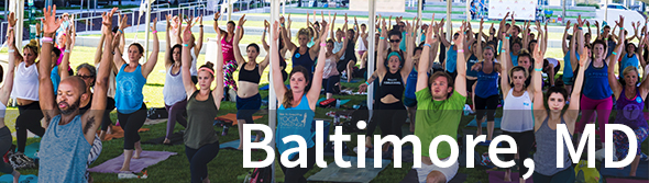 Baltimore Yoga Challenge